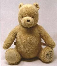 Rainbow DN1613 Large Nostalgic Classic Winnie the Pooh Soft Toy